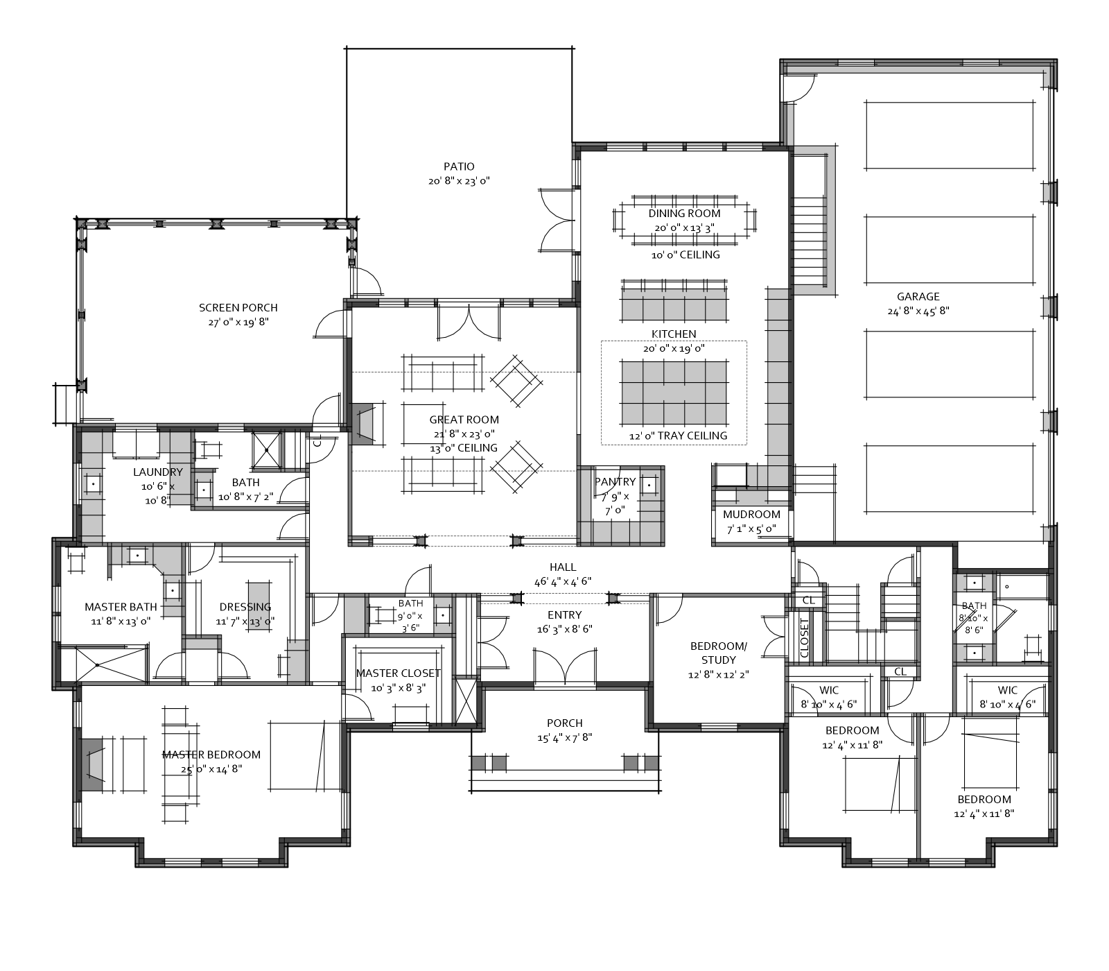 Best of sunroom floor plans house floor ideas for House plans with sunroom