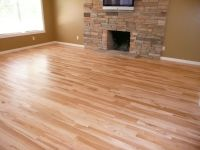 light wood flooring what color to paint walls | Hickory ...