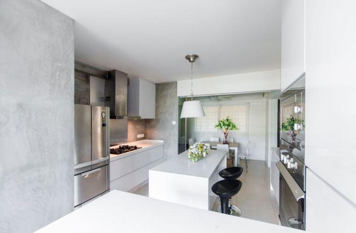 Kitchen Cabinets: Kitchen Design Ideas Hdb. Backgrounds Kitchen Design Ideas Hdb Of Smartphone Hd Pics Functional Clean Good Natural Lighting