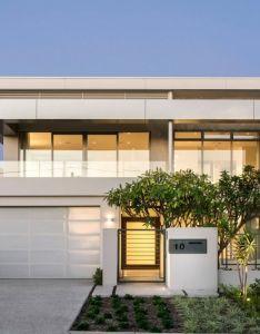 Leach st house by signature custom homes perth australia architecture interior designmodern also rh pinterest