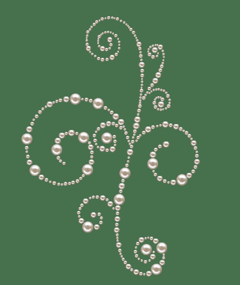 Pearl Swirls png by Melissa-tm.deviantart.com on