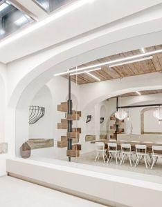 Gallery of lingenhel destilat vienna austrialighting designdesign firmsinterior also  yes it   great rh za pinterest