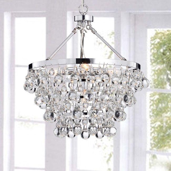 Indoor 5 Light Luxury Crystal Chandelier By The Lighting