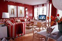 wohnzimmer-wand-farbe-design | nappali | Pinterest ...