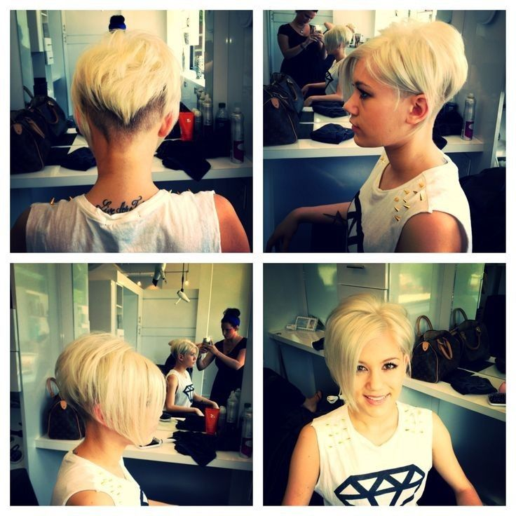29 Cool Short Hairstyles For Women 2015 Bobs While And Love The