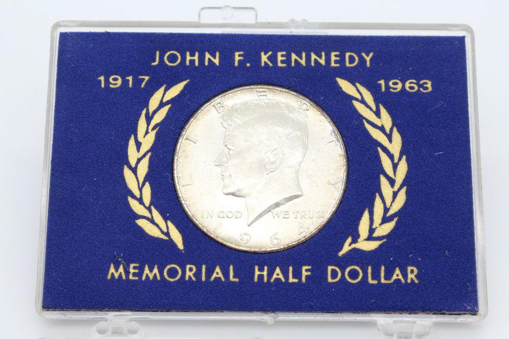 Dollar Memorial Half 1964 Kennedy