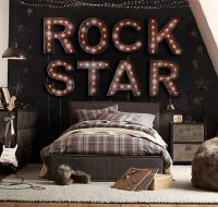 Rock And Roll Bedroom Ideas
