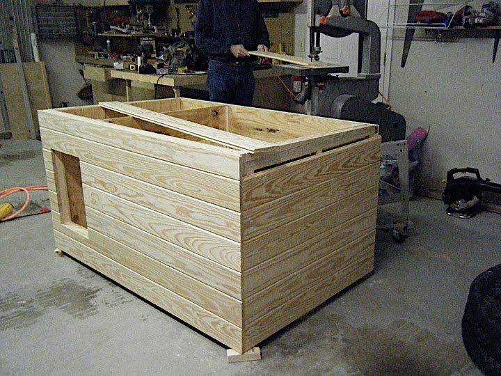 How To Build An Insulated Dog House HowToSpecialist How To Home