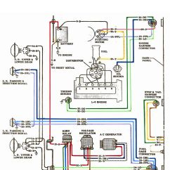 63 Chevy Truck Wiring Diagram 2000 S10 Alternator Electric L 6 Engine Pinterest