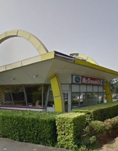 The third oldest mcdonald   in america built to be demolished also rh za pinterest