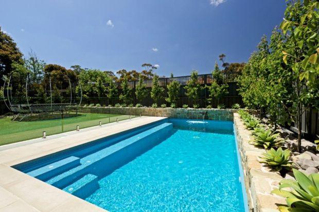 Concrete Swimming Pool Design