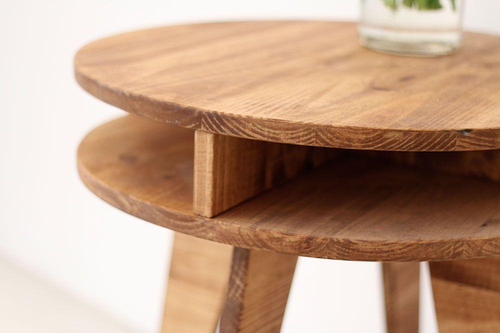 tuto une table basse en bois de style scandinave 13