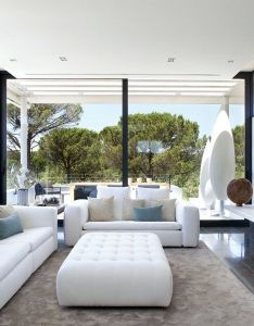 Explore white lounge tree designs and more also villa  caldes de malavella inside pinterest rh