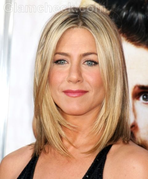 Jennifer Aniston Hairstyle Shoulder Length Hair Styles
