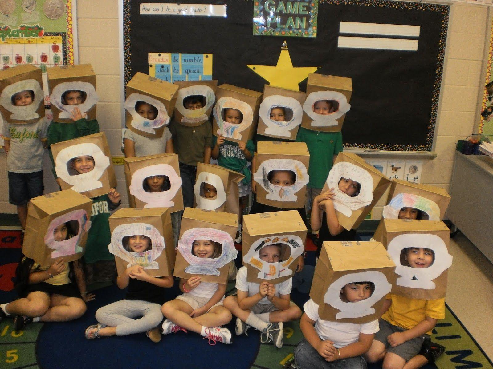 Astronaut Helmets November Space Theme For Work