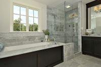Transitional Master Bathroom with Master bathroom, Simple ...