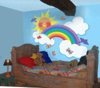 rainbow rooms | Rainbows | sunday morning | Pinterest ...