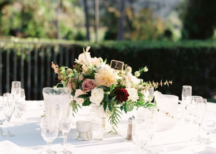 Charming romantic maravilla gardens wedding also enchanted garden