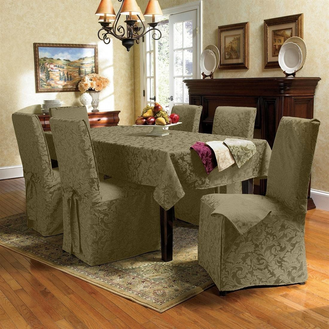 large dining chair pads gym reviews uk cushion covers http images11 com pinterest