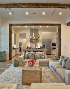 An apartment might be  bit smaller space therefore creativity is neccessary to reach perfect combination of beautiful home interior design and also related image beams  more pinterest farmhouse rh
