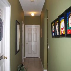How To Decorate My Narrow Living Room Area Rugs Hallway Ideas | With Paneled Doors And It Doesn't ...