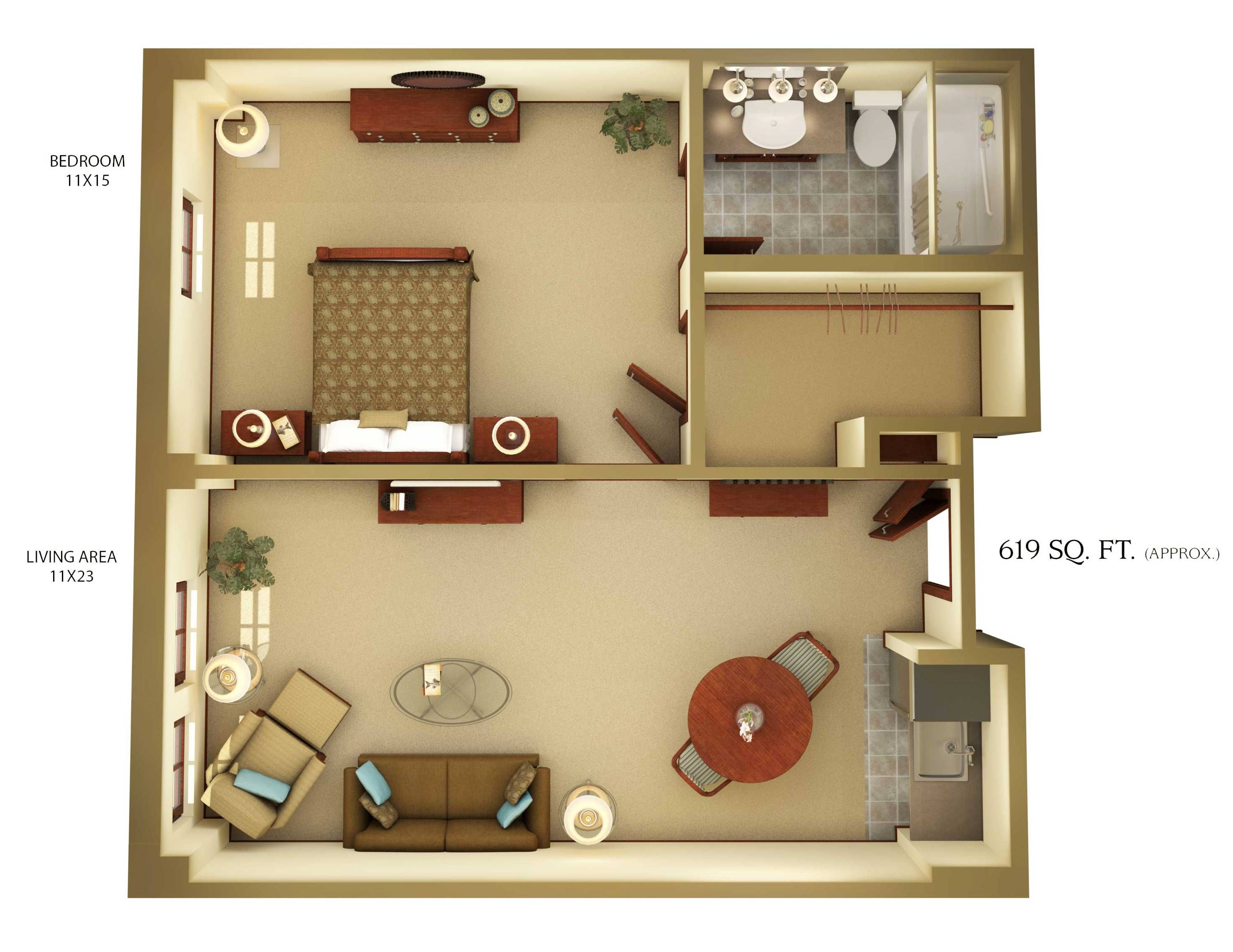House With In Law Suite