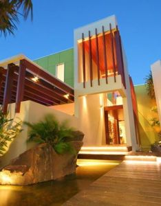 Modern house design construction with sporty home wooden exterior also rh pinterest