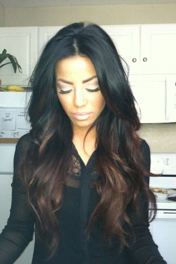 13 Fabulous Highlighted Hairstyles For Black Hair Wavy