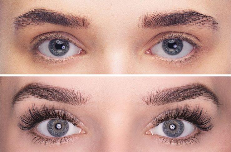Novalash Eyelash Extensions Salon