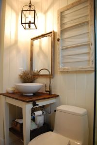 Country Bathroom Vanities on Pinterest | Antique Bathroom ...