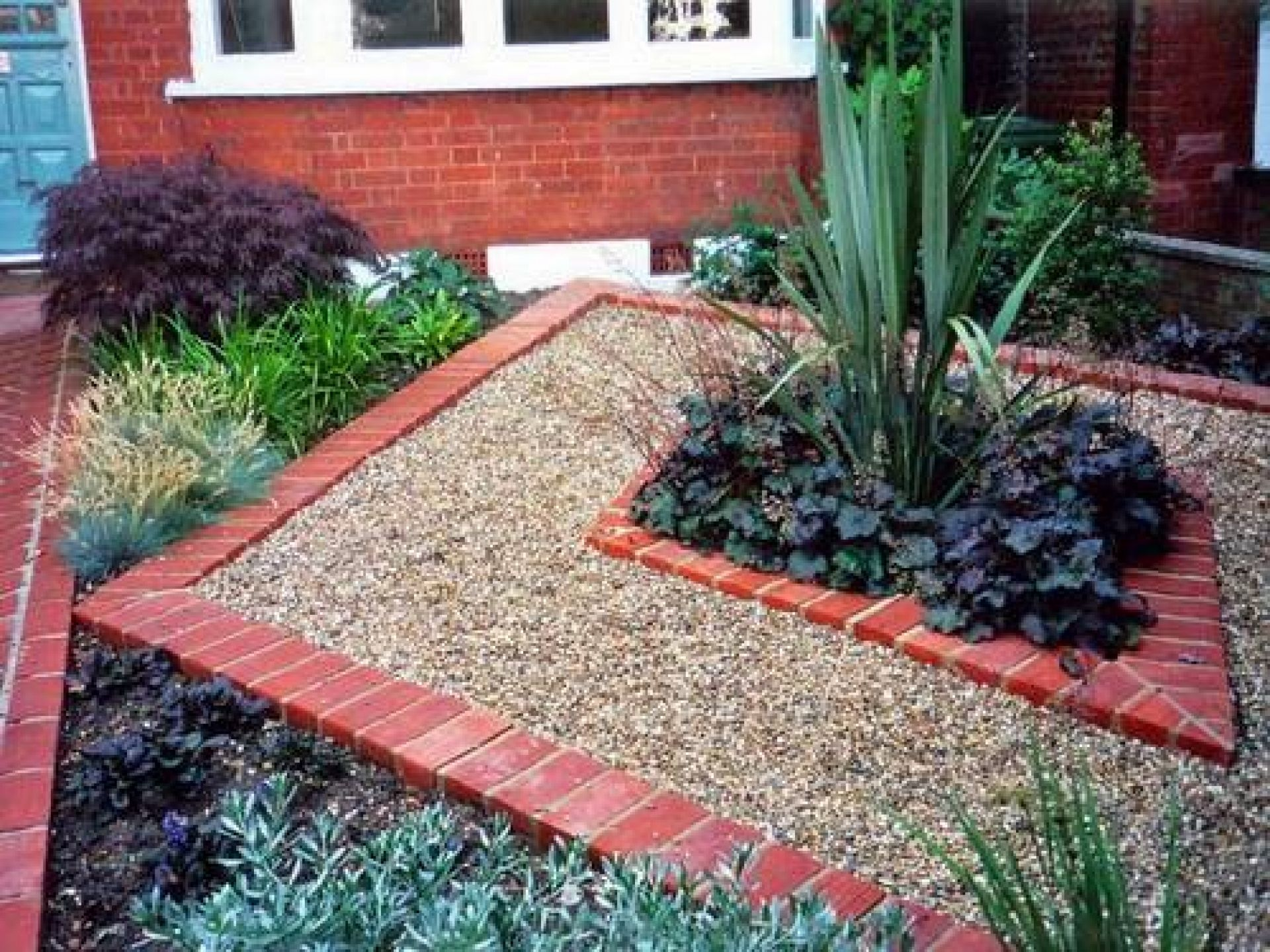 Brick Landscaping Ideas Google Search Landscaping Pinterest