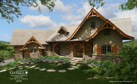 Rustic stone cottage house plans - Home design and style