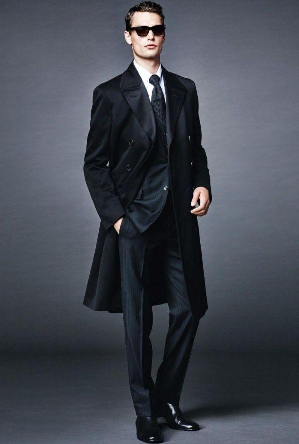 Tom Ford Suit James Bond