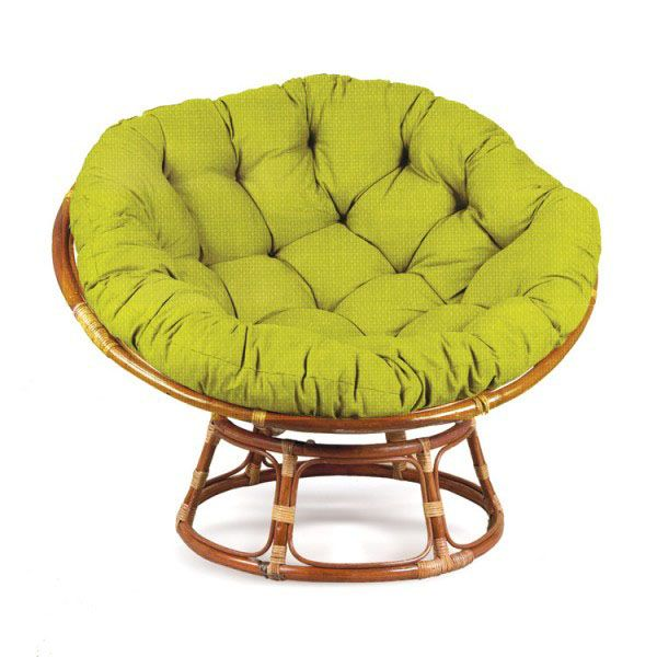 reviving and reinventing the comfortable papasan chair | papasan