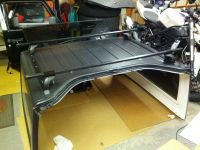 Did a Thule roof rack on a 2 door hard top