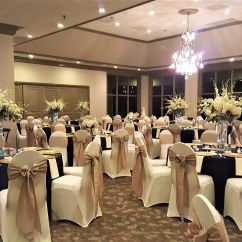 Chair Covers Ivory Wedding Gus Modern Atwood Reception With Spandex Gold