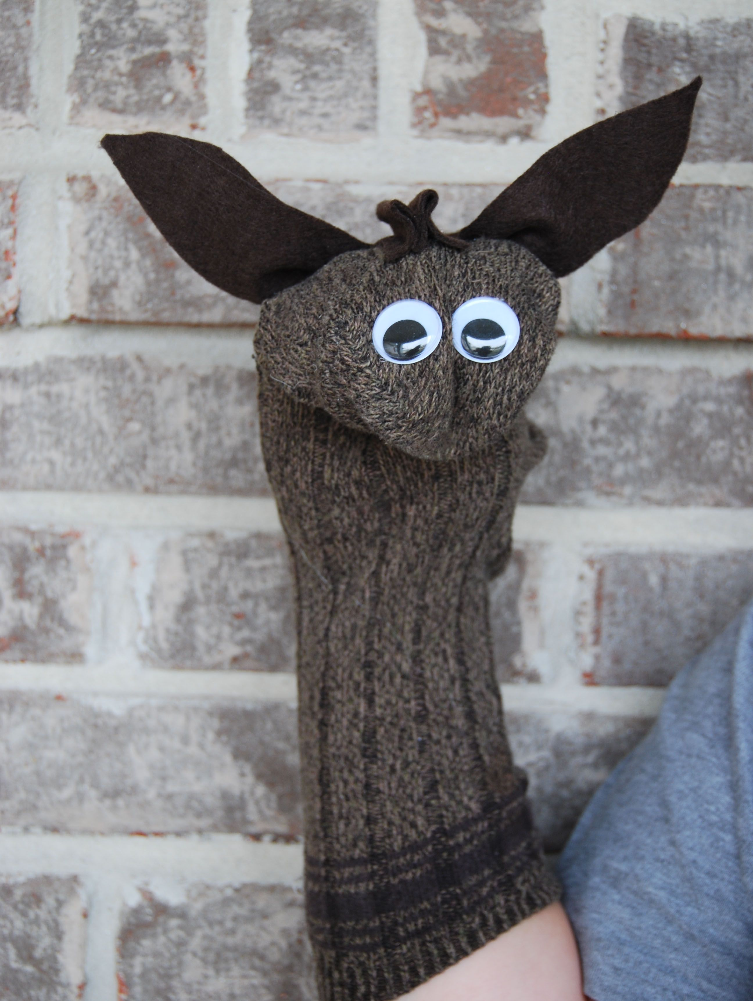 Llama Puppet
