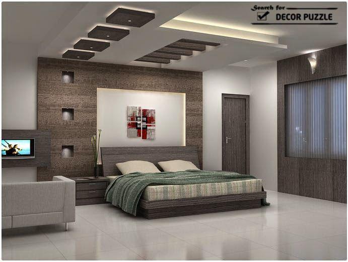 Browse Our Latest Catalog Of Best Pop Roof Designs Design For With False Ceiling Lights Plaster Paris Bedroom