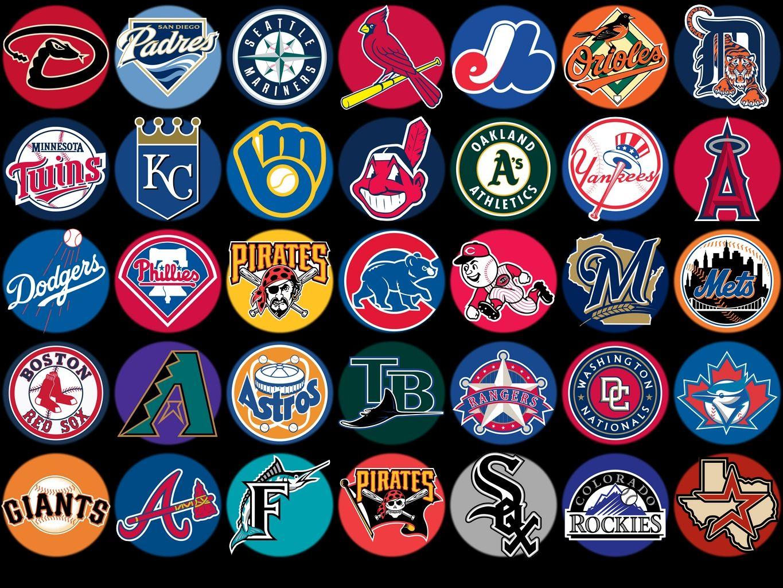 Gallery For Gt Mlb Team Logos Clip Art