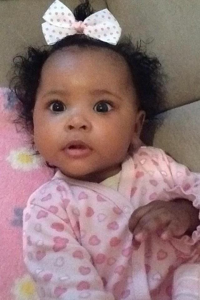 Image result for The cutest babies with Bulgy eyes girls