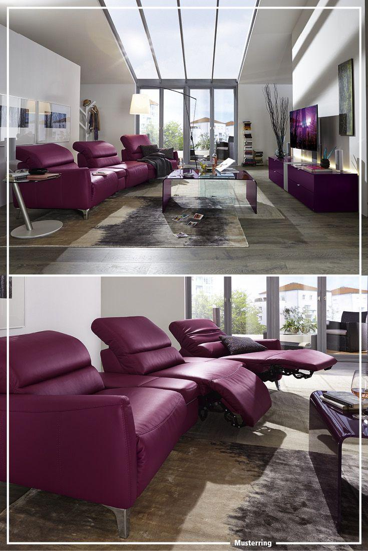 Möbel York Musterring Cool Musterring Sofa Relaxfunktion Möbel Ideen