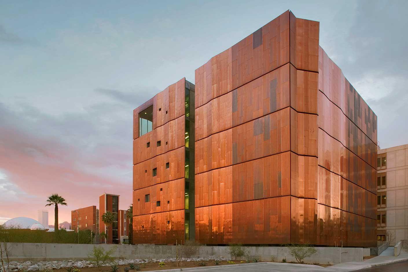 Meinel Optical Sciences Building, University Of Arizona