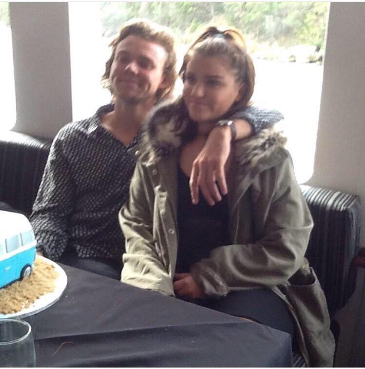Ashton Irwin And Lauren