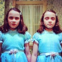 Creepy Twins From the Shining