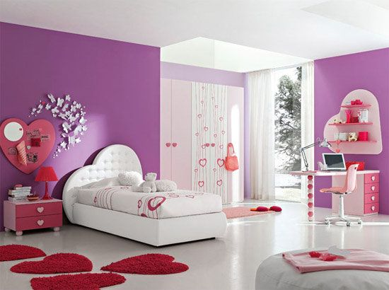 11 girls bedroom furniture design ideas for a traditional kids