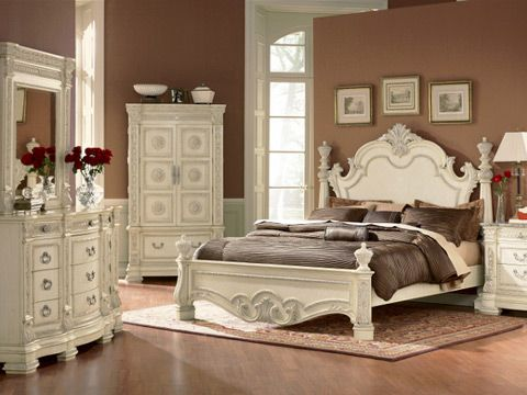 antique grey bedrooms | antique bedroom set with new design theme