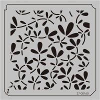 27-00160 - Wall Decorating Stencils - Wallpaper Stencils ...