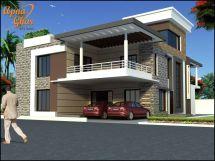 Modern Duplex House Designs