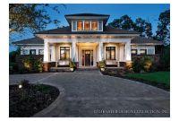 ePlans Prairie House Plan  Prairie Style Craftsman With ...