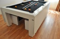 Dining Top Pool Tables Luxury Pool Amp Leisure Throughout